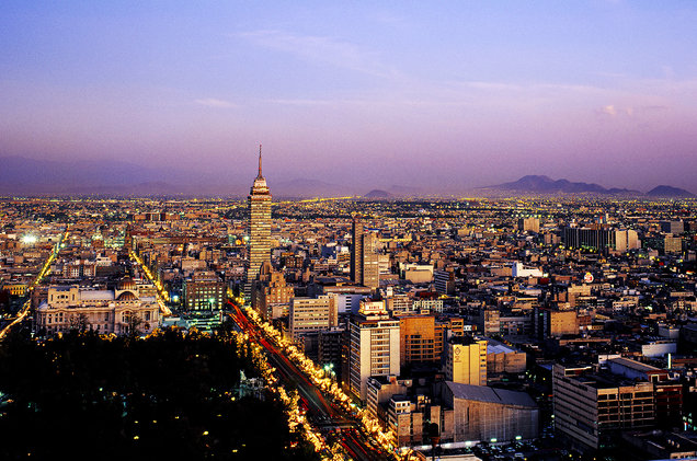 The Best Top 5 Hotels for Security in Mexico City