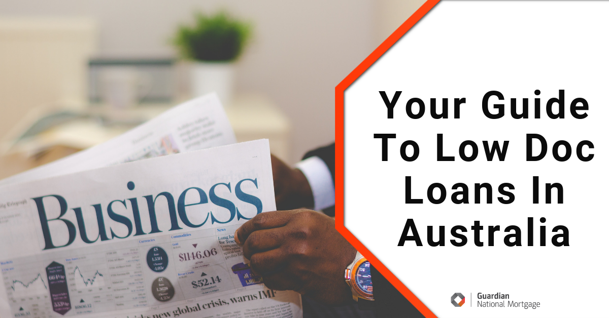 low doc small business loans